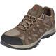 Columbia Redmond XT Waterproof Shoes Men Mud/Red Element